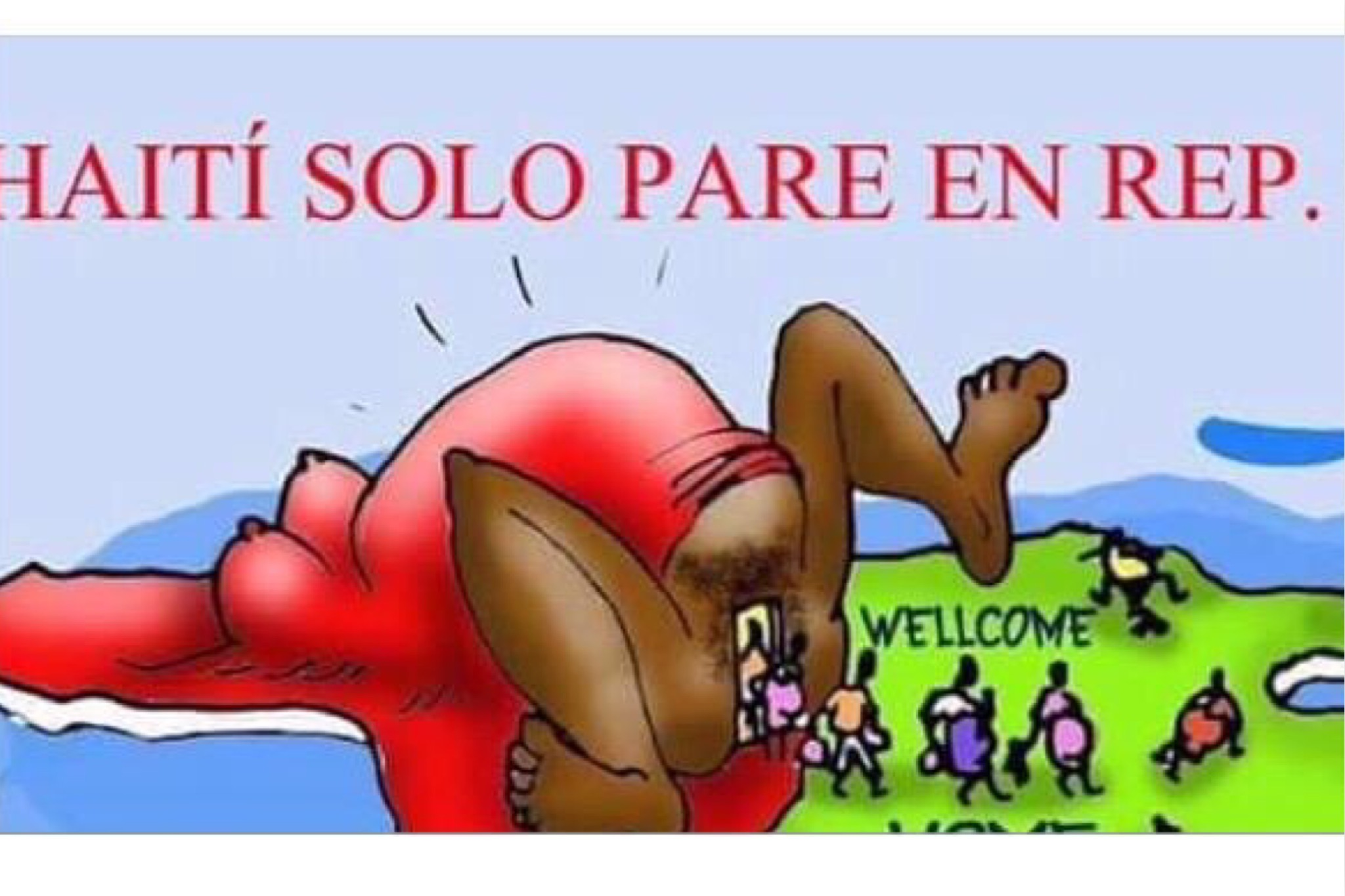 On Social Media This Same Anti Haitian Sentiment Is Present You Will Find Dominican Politicians Using This Immigration Crisis To Further Their Political